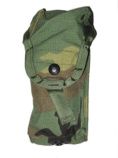amazon com official us military army woodland molle m4 2 double