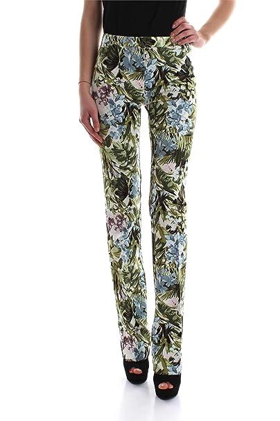 532c848016fb42 PINKO ALLIEVO 13 PANTALONE Donna Multicolor 40: Amazon.it: Abbigliamento