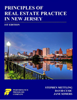 2018 New Jersey PSI Real Estate Exam Prep Questions and