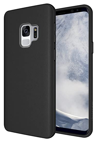 competitive price 27914 07d41 Amazon.com: Galaxy S9 Case, Diztronic Full Matte TPU Series - Slim ...