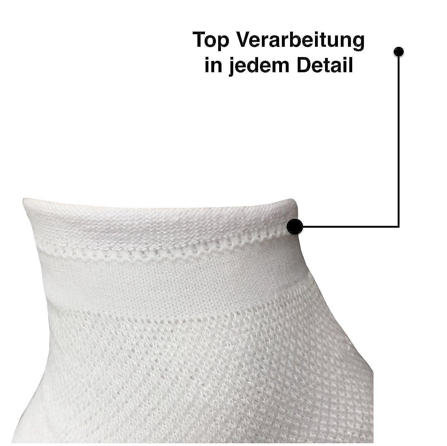 Happy Bavaria LIBRA Comfort Damen Socken 97/% Baumwolle VENENFREUNDLICH ohne Gummi