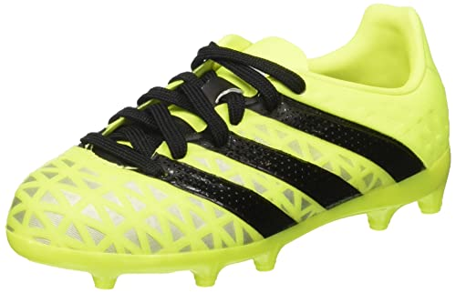 premium selection 43e5d 773d6 adidas Ace 16.1 Fg, Unisex Kids Footbal Shoes, Yellow (Solar Yellow
