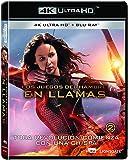 Los Juegos Del Hambre: En Llamas [DVD]: Amazon.es