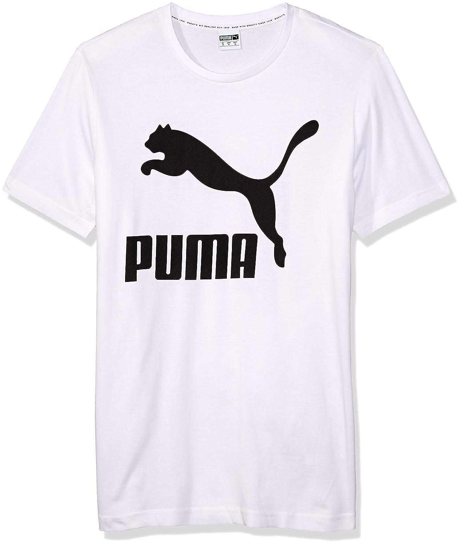 PUMA Classics Logo T-Shirt, Hombre