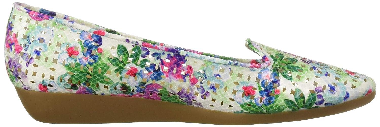 Aerosoles Womens Parchment Ballet Flat