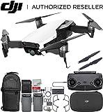 DJI Mavic Air Drone Quadcopter (Arctic White) Backpack Essential Bundle