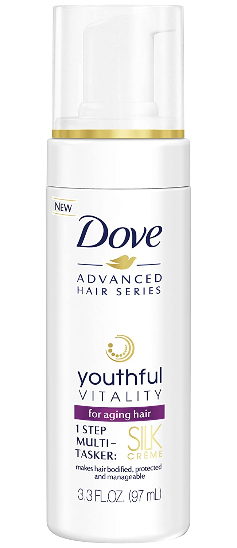 Dove Advanced Hair Series Silk Creme, Youthful Vitality 3.3 oz