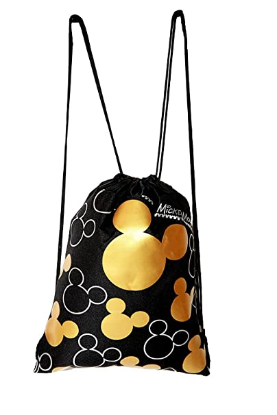 Disney Mickey Mouse Drawstring Backpack 2 Pack  Amazon.co.uk  Toys   Games 7bbd23618e158