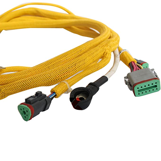 71Z%2Be1yxGPL._SX681_ amazon com sinocmp 6743 81 8310 engine wiring harness fits Largest Komatsu Excavator at couponss.co