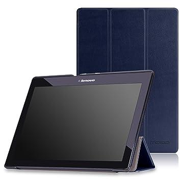 MoKo BC26619, Tab2 A10-70 Funda - Ultra Slim Lightweight Smart-shell Stand Cover Funda para Lenovo Tab 2 A10-70, Tab 10(TB-X103F) 10