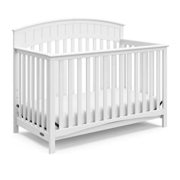 Amazon.com: Graco Charleston Convertible Crib, Cuna, Blanco ...