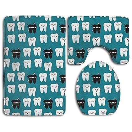 Amazon.com: Tooth Fabric Way of The Ninja Tooth Soft Comfort ...