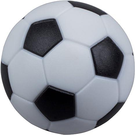JVSISM 4pcs de 32mm Mesa de Futbol de plastico Pelota de Foosball ...