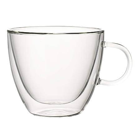 Villeroy U0026 Boch Artesano Hot Beverages Cup L, 420 Ml, Borosilicate Glasss,  Clear