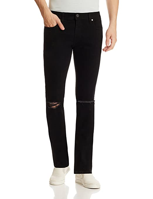 Jack & Jones Men's Slim Fit Jeans Jeans at amazon