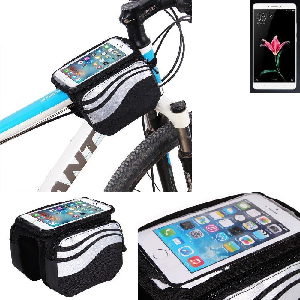 K-S-Trade Bolso Funda Bicicleta para Xiaomi Mi MAX, Teléfono Móvil ...