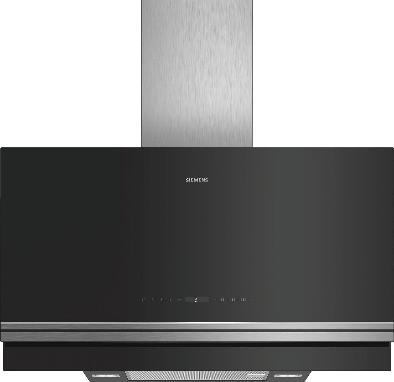 Siemens iQ500 LC97FVW60 - Campana, color negro: Amazon.es: Grandes electrodomésticos