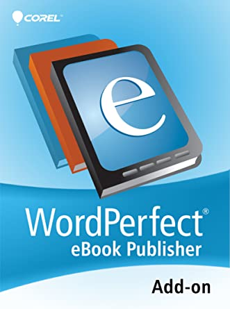 WordPerfect eBook Publisher - Add-on [Download]