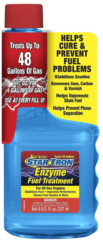 Star brite Star Tron Enzyme Fuel Treatment Gas Additive (8 oz) 14308