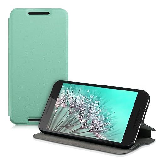 21 opinioni per kwmobile Custodia per LG Google Nexus 5X- Cover a libro in simil pelle per