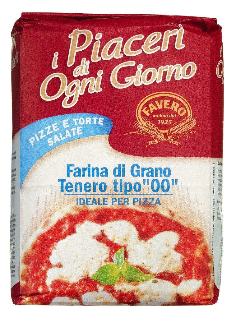 Weizenmehl für Pizza