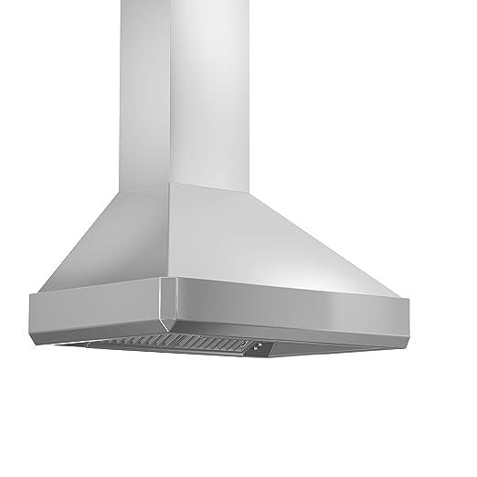 Amazon.com: Z Line 455-30 Z Line 900 campana extractora de ...