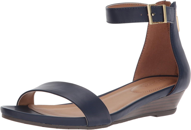Kenneth Cole Trust REACTION Women's Viber Factory outlet 2 Wedge Sandal Piece