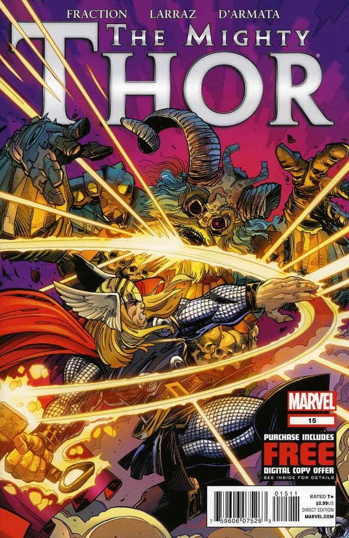 Mighty Thor #15 pdf epub