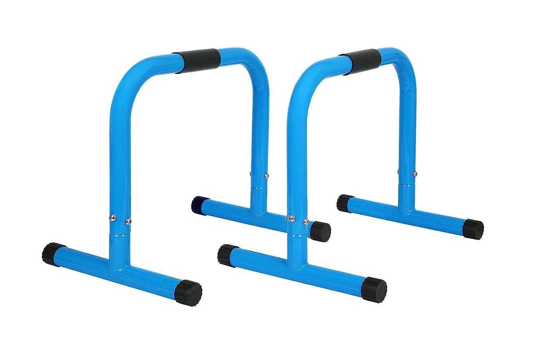 Barras de gimnasia paralelas Parallettes de FunctionalFitness para crossfit, calistenia, aumento de peso y barras de inclinación