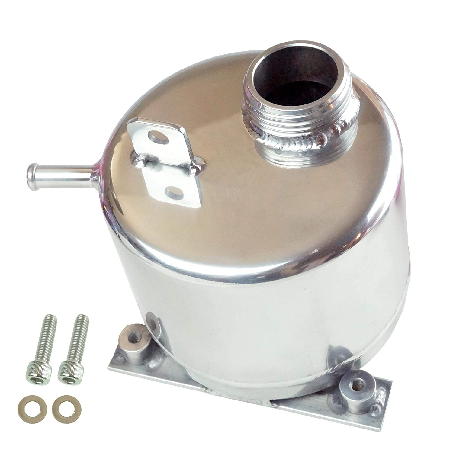 Aluminum Coolant Reservoir Bottle Tank for 02-06 Mini Cooper S R52 05-08 Convertible S R53
