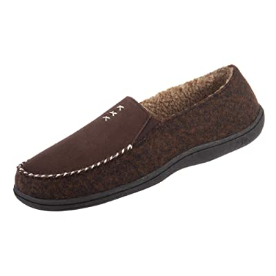 Acorn Men's Crafted Moc Slipper | Loafers & Slip-Ons