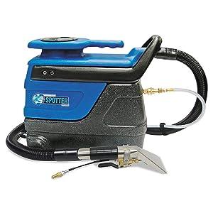 Mercury Floor Machines MFM50-1001 Carpet Spot Extractor With Hand Tool, 3-gal Capacity, 20ft Cord, Yellow/black