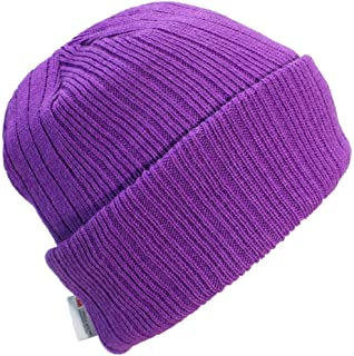 13e6ed7a6816d Best Winter Hats 3M 40 Gram Thinsulate Insulated Cuffed Knit Beanie (One  Size)