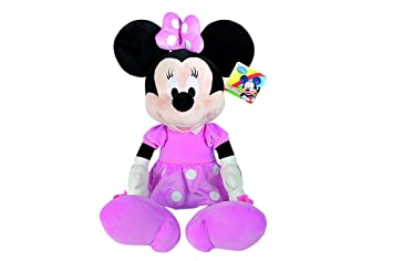 Simba Toys 6315878713 Disney Mickey Mouse Club House Basic Minnie 80 cm