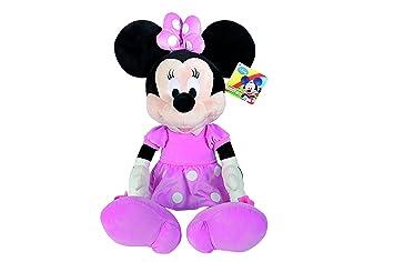 Simba Toys 6315878713 Disney Mickey Mouse Club House Basic Minnie 80 cm