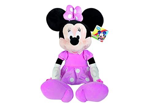 84 opinioni per Smoby Nicotoy Peluche Disney 6315878713- Minnie Mouse, 80 cm