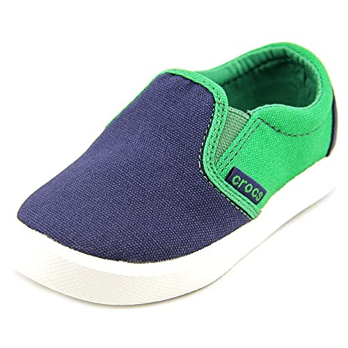 Crocs Citilane Slip-on Sneaker Kids, Mocasines Unisex Niños: Amazon.es: Zapatos y complementos