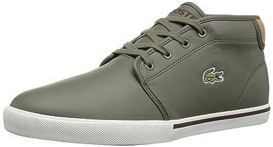 4d1eaf565a7d94 Lacoste Men s Ampthill Chukka Sneakers