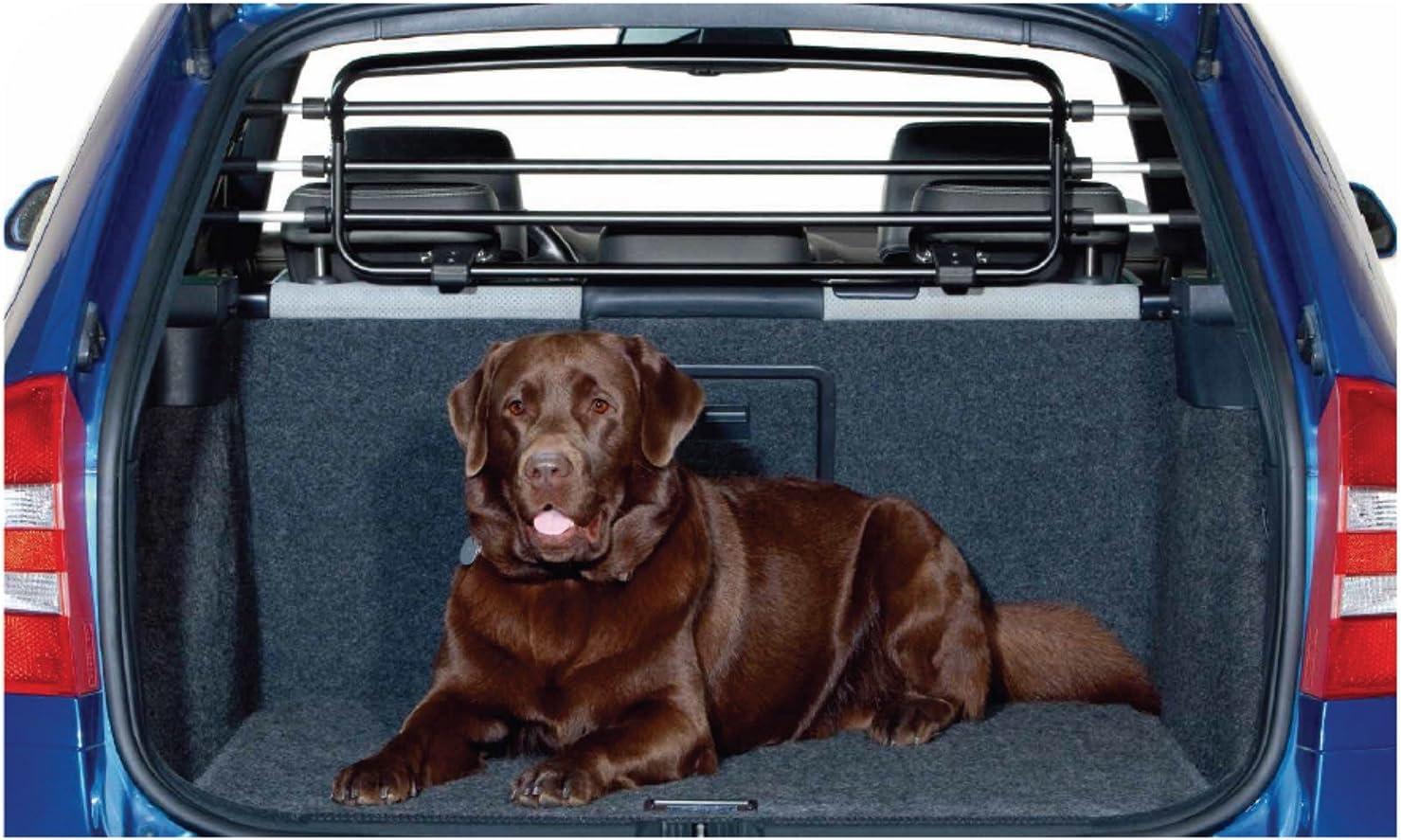 Kleinmetall Roadmaster Deluxe Geeignet Für Ford Mondeo Turnier S Max Kuga Edge Hundegitter Trenngitter Mit Schnell Spanner System Haustier