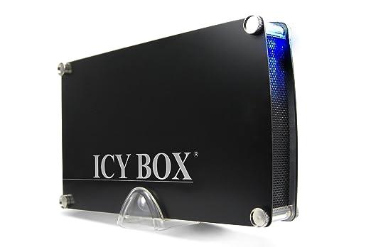 """16 opinioni per ICY BOX IB-351StU3S-B HDD enclosure 3.5"""""""