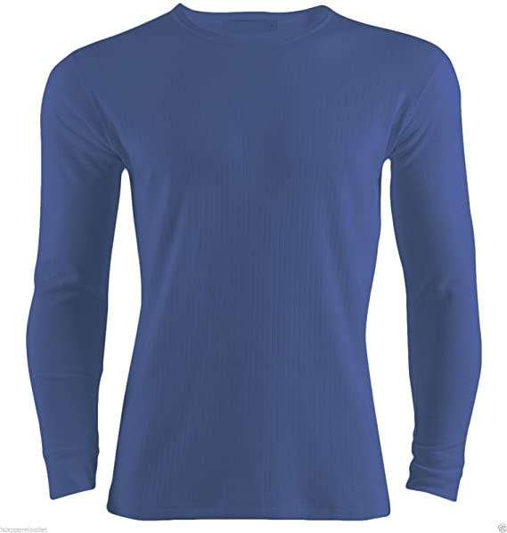 thermal clothing - Camiseta térmica - para Hombre Azul Azul X-Large