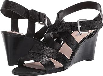 Tahari Womens Violette Wedge Sandal