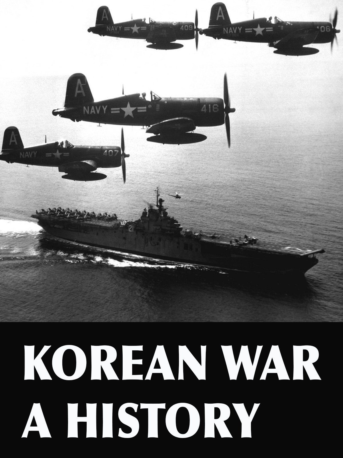 Korean War: A History on Amazon Prime Video UK