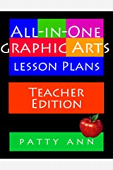 All-in-One Graphic Arts Lesson Plans (Career Corner) Kindle Edition