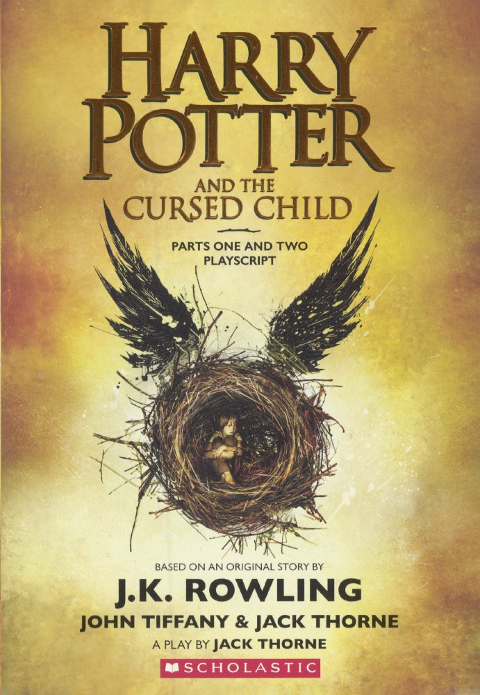 Harry Potter and the Cursed Child: Amazon.es: Rowling, J K ...