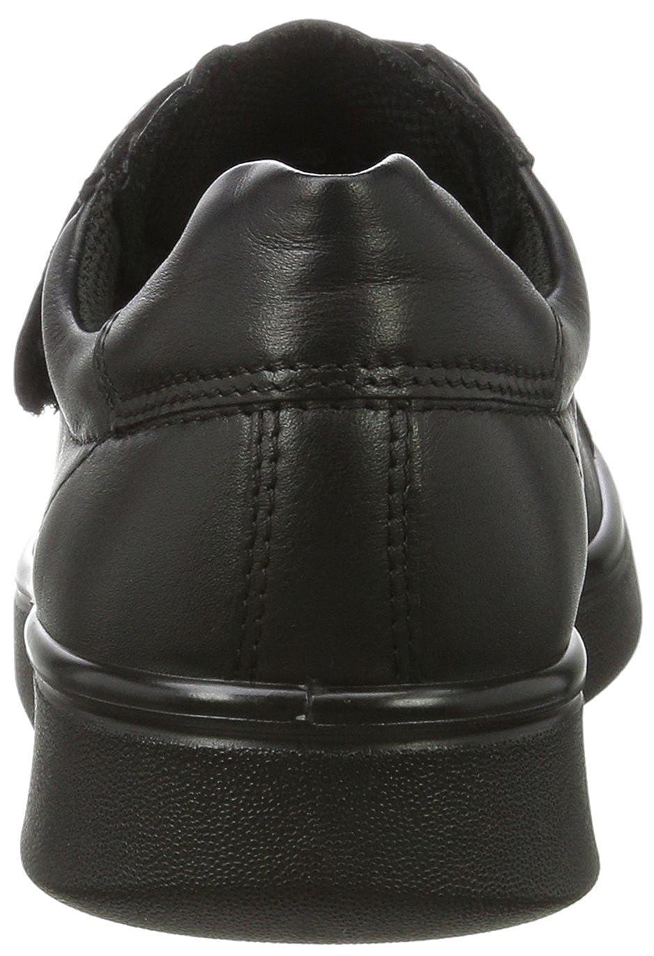 Ecco (schwarz/schwarz) Damen Soft 4 Sneaker, schwarz Schwarz (schwarz/schwarz) Ecco dcdf6e