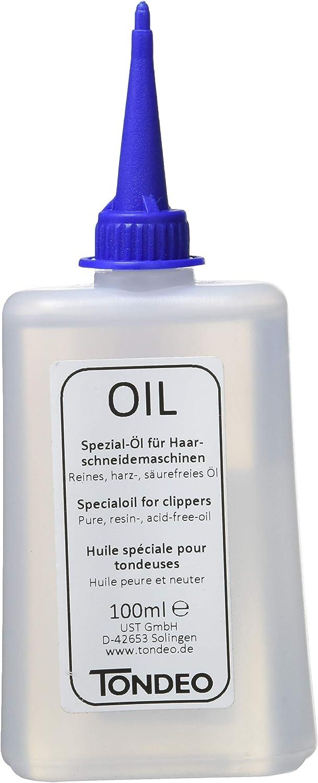 Especial de aceite para máquinas de cortar pelo, 100 ml: Amazon.es ...