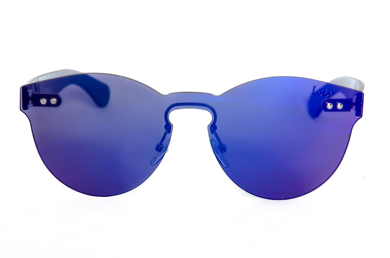 Lois - Vanny B Blue, Gafas de Sol Moda Unisex Tutto Lens ...