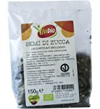Vivibio Semi di Zucca - 3 pezzi da 150 g [450 g]