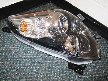 Fits Nissan Altima2010-13 2-door Coupe Headlights Headlamps Left Driver Only